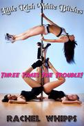 Little Rich White Bitches - Three Times The Trouble