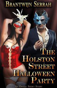 The Holston Street Halloween Party