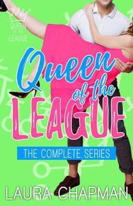 Queen of the League Trilogy Set