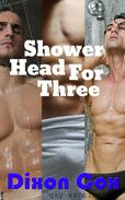 Shower Head For Three