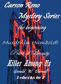 Carson Reno Mystery Series - The Beginning