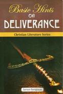 Basic Hints On Deliverance