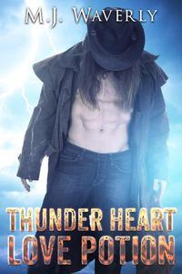Thunder Heart Love Potion