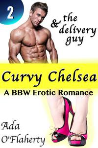 Curvy Chelsea & the Delivery Guy 2