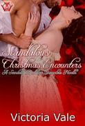 Scandalous Christmas Encounters (A Scandalous Ballroom Encounters Novella)