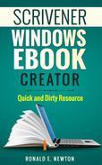 Scrivener Windows EBook Creator Quick and Dirty Resource