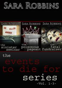 Events to Die For Series Collection (Books 1-3)
