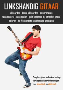 Linkshandig gitaar - Beginners gitaarboek