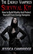 Energy Vampires Survival Kit: How To Build Vitality And Protect Yourself From Energy Vampires
