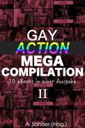 Gay Action MEGA Compilation - 10 eBooks in einer Ausgabe!  Band II