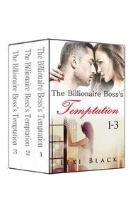 The Billionaire Boss's Temptation Series Complete Collection Boxed Set