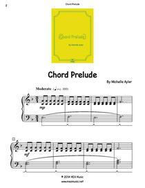 Chord Prelude