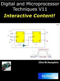 Digital and Microprocessor Techniques V11