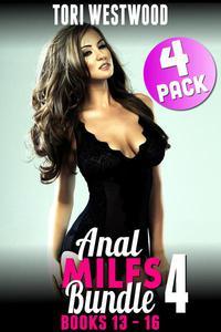 Anal MILFs Bundle 4 : 4-Pack : Books 13 - 16