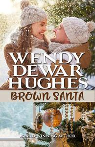 Brown Santa