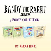 Randy the Rabbit Series Four-Book Collection