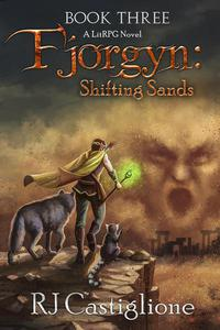 Fjorgyn: Shifting Sands