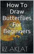 How To Draw Butterflies For Beginners
