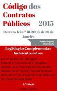 Código dos Contratos Públicos (CCP) - 2015