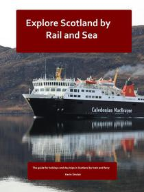 Explore Scotland by Rail and Sea