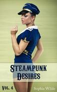 Steampunk Desires: An Erotic Romance (Vol. 4 - Harriet)