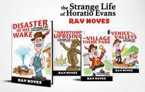 The Strange Life of Horatio Evans (Boxset Books 1-4)