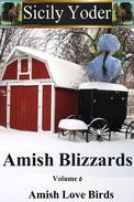Amish Blizzards: Volume Six: Amish Love Birds