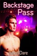 Backstage Pass (Reluctant First Time Gay Erotica)