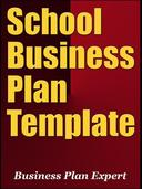 School Business Plan Template (Including 6 Special Bonuses)