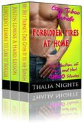 Forbidden Fires At Home: Gay Taboo Bundle