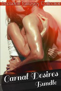 Carnal Desires Bundle (Babysitters, Gay First Time, Menage)