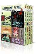 RAFFERTY & LLEWELLYN BOXED SET BOOKS 5 - 8