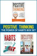 Positive Thinking: The Power of Habits Box Set