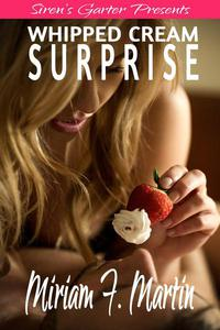 Whipped Cream Surprise