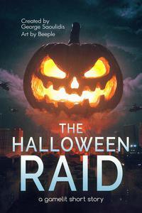 The Halloween Raid: A GameLit Short Story
