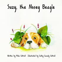 Suzy, the Nosey Beagle