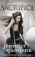 Sacrifice: A Dark YA Urban Fantasy