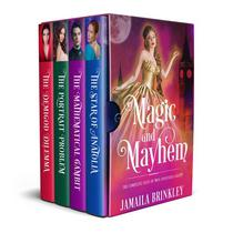 Magic and Mayhem: The Complete Files of Miss Anastasia Galipp