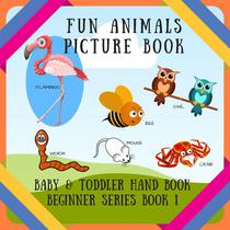 Fun Animals Picture Book