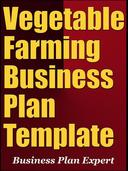 Vegetable Farming Company Business Plan Template (Including 6 Special Bonuses)