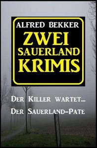 Zwei Sauerland-Krimis