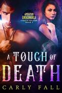 A Touch of Death (Connor and Sami Book 3)