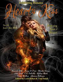 Heart's Kiss: Issue 15, June-July 2019: Featuring Anna J. Stewart