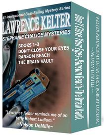 Stephanie Chalice Mysteries: Thriller Suspense Series : Boxed Set (The Stephanie Chalice Mystery Series)