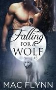 Falling For A Wolf #3 (BBW Werewolf Romance)