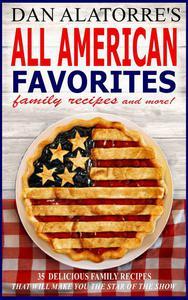 La cuisine américaine : 35 recettes de famille qui feront de vous une star