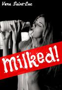 Milked! (Human Cow Lactation Erotica)