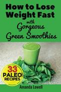 How to Lose Weight Fast with Gorgeous Green Smoothies