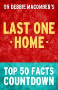 Last One Home - Top 50 Facts Countdown