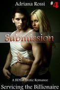 Submission #4 (Servicing the Billionaire) (Billionaire Vampire Erotic Romance)